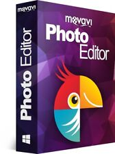 Movavi Photo Editor, Adjust picture quality,Delete elements, backgrounds