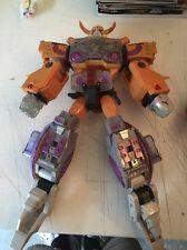 "Vintage Transformers Unicron 2003 Hasbro Takara Action Figure 15"""