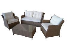 Garten-Sitzgruppen aus Aluminium mit bis zu 6 Sitzplätzen