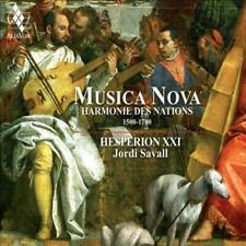 JORDI SAVALL - MUISCA NOVA (SACD) NEW CD