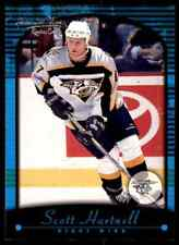 2000-01 Topps Premier Plus  Scott Hartnell #121