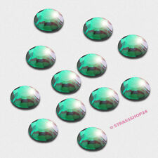 Pedrería HotFix rhinestones 1440 unid Emerald ø5mm