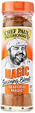 Chef Paul Magic Seasoning Blends Seafood Seasoning, 2 oz