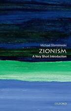 Zionism: A Very Short Introduction by Michael Stanislawski (Paperback, 2016)