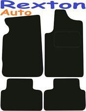 Tailored Deluxe Quality Car Mats SsangYong REXTON Auto 2003-2013 ** Black ** Aut