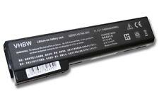 Batterie 4400mAh pour HP Compaq EliteBook 8460p 8470p