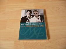 DVD Marshall & Alexander-The Way You Touch My Soul - 2002