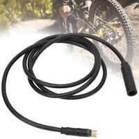 Câble de rallonge de moteur de roue à 9 broches femelle à mâle pour moyeu de