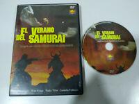 El Verano del Samurai Blumenberg Hannelore Hoger - DVD Español - 1T