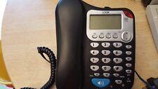 Logik corded desk phone & answerphone LO4CTAM10
