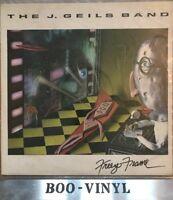 The J Geils Band Freeze Frame Vinyl LP + Inner Sleeve A1 B1 Pressing - EX