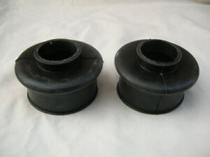 DKW AUTO UNION 1000 DIFFERENTIAL SHAFT RUBBER PROTECTOR SET NEW !!!!!!!!