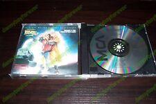 Back To The Future Part 2 Ii Soundtrack Cd Alan Silvestri Usa Mca 1989
