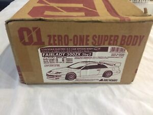 300ZX, Fairlady 2x2, Z32 Zero-One Super Body No.19 Electric RC ABC Hobby, Tamiya