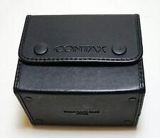 Original CONTAX Leather Hard Case for Biogon 21/2.8 Lens G1 G2 Camera