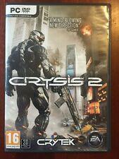 CRYSIS 2- PC- CD-ROM- COMPLETE- EU REGION