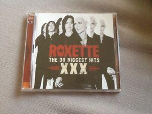 Roxette, The 30 biggest hits XXX 2 X CD