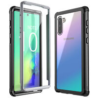 Case For Samsung Galaxy Note 10 Plus 5G Shockproof Screen Full Protector Cover