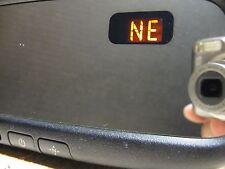 06 NISSAN MAXIMA AUTO-DIMMING  REAR VIEW MIRROR