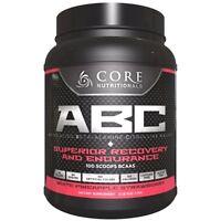 Core Nutritionals CORE ABC Aminos, BCAAs 50 Servings (2 lbs) PICK FLAVOR - SALE