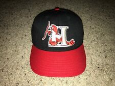 Hickory Crawdads Chicago White Sox Pro Line Vintage MiLB Fitted Hat - Size 6 5/8