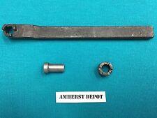 M1 Carbine Gas Piston, Piston Nut and Piston Nut Wrench USGI