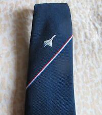 Concorde Original British Airways BAC Sports Club Alec Brook Tie Excellent