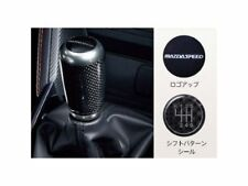 [NEW] JDM Mazda Demio DJ Carbon Shift Knob MAZDASPEED Genuine OEM MAZDA 2