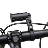 MTB Bike Flashlight Holder Handle Bar Bicycle Extender Mount Bracket Accessories