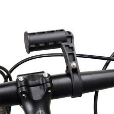 Bike MTB Flashlight Holder Handle Bar Bicycle Accessories Extender Mount Bracket