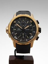 IWC AQUATIMER BRONZO CHARLES DARWIN BRONZE WATCH IW379503 46MM - W3559