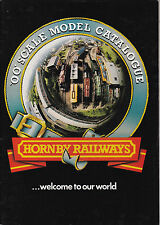 HORNBY RAILWAYS OO; 1980 26th Edition Catalogue. 63 Pages NEAR MINT CONDITION