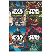 Star Wars Adventures in Wild Space Collection 4 Books Set The Dark,The Snare New