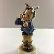 Vintage Boy With Toothache Hummel Figurine By W. Goebel -#217 1951 Germany
