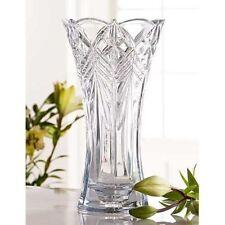 "Galway Irish Crystal : Symphony 10"" Vase 64010"