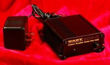 Nady Audio REGULATED Condenser Microphone PHANTOM POWER SUPPLY 48 Volt COMPLETE