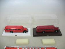 k459-0, 3 #2x BREKINA HO 5020, 5000, Mercedes-Benz MB O Federal Railway Ovp