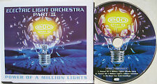 E.L.O. ELECTRIC LIGHT ORCHESTRA Part 2 CD Power Of A Million Lights ELO UNPLAYED