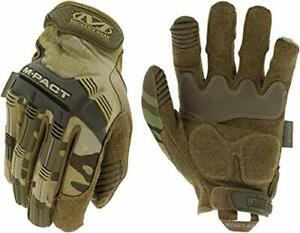 Mechanix MPT-78-009 Wear - MultiCam M-Pact Tactical Gloves Medium Camouflage
