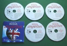 The Best of British Songwriters Ivy League 10CC Kinks Elton Mud Wizzard + CD x 5