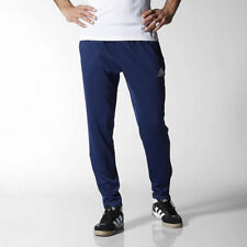 Abbiglimento sportivo da uomo traspirante blu adidas