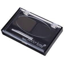 Waterproof Eyebrow Powder Eyeshadow - grey and Black DP J4N3