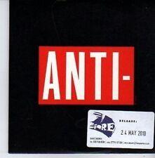 (AQ527) DR. Dog, Stranger - DJ CD
