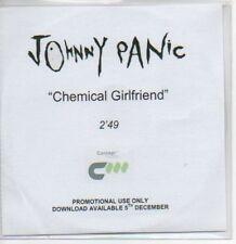 (M890) Johnny Panic, Chemical Girlfriend - DJ CD