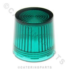 3272 VALENTINE GREEN LAMP LENS FOR ELECTRIC FRYER PENSION 1 2 94 ZENITH 20mm DIA
