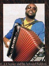 1996 Cajun Accordion Jamalaya, Zydeco Rhythms, ALESIS QS6 Keyboard Review