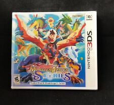 Monster Hunter Stories (Nintendo 3DS, 2017) BRAND NEW / US Version