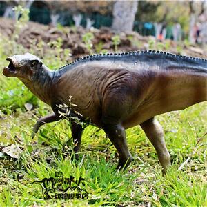 15'' PNSO Shantungosaurus Dinosaur Model Scientific Art Hadrosaurus Figure Box #