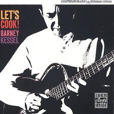 Barney Kessel - Let's Cook [New CD]