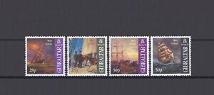 GIBRALTAR, EUROPA CEPT 1997, TALES & LEGENDS, MNH